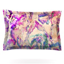 Weirdi Kat by Nikki Strange Cotton Pillow Sham