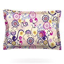 Arabesque by Louise Machado Woven Pillow Sham