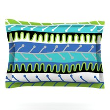 Salsa by Jacqueline Milton Cotton Pillow Sham