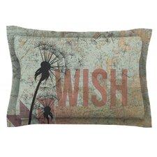 Wish Cotton Pillow Sham