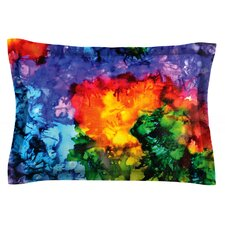 Karma by Claire Day Cotton Pillow Sham