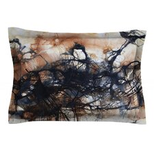 Looking for Water by Steve Dix Woven Pillow Sham
