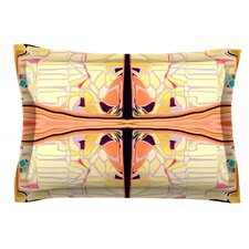Naranda by Nina May Cotton Pillow Sham