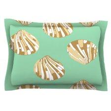 Scallop Shells by Rosie Brown Cotton Pillow Sham