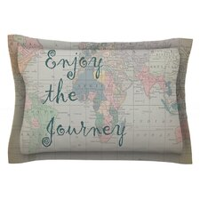 Journey by Catherine Holcombe Cotton Pillow Sham
