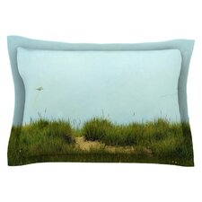 Hand in Hand by Robin Dickinson Cotton Pillow Sham