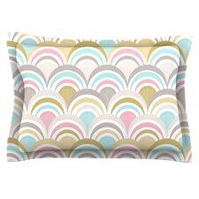 Art Deco Delight by Nicole Ketchum Cotton Pillow Sham