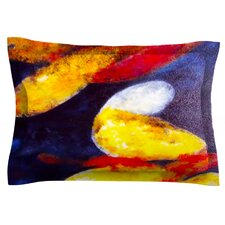 Into The Light by Rosie Brown Cotton Pillow Sham