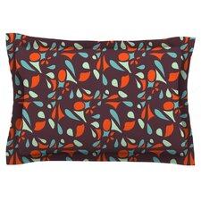 Retro Tile by Miranda Mol Cotton Pillow Sham
