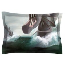 Vessel by Sophy Tuttle Cotton Pillow Sham