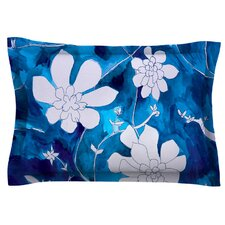 Succulent Dance 1 by Theresa Giolzetti Cotton Pillow Sham