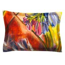 Progression by Kristin Humphrey Cotton Pillow Sham