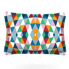 Geometric by Project M Cotton Pillow Sham
