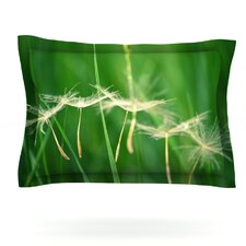 Best Wishes by Robin Dickinson Cotton Pillow Sham