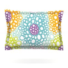 Bubbly by Emine Ortega Woven Pillow Sham