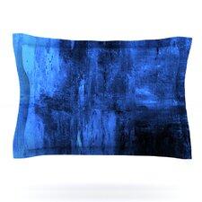 Deep Sea by CarolLynn Tice Cotton Pillow Sham