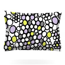 Pebbles by Emine Ortega Cotton Pillow Sham