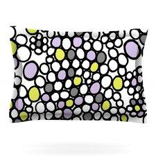 Pebbles by Emine Ortega Woven Pillow Sham