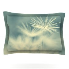 Snowflake by Ingrid Beddoes Woven Pillow Sham
