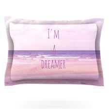 I'm a Dreamer by Iris Lehnhardt Woven Pillow Sham