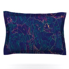 Night Life by Kathryn Pledger Woven Pillow Sham