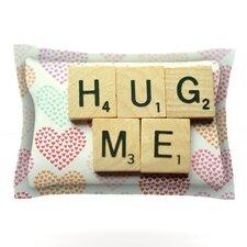 Hug Me by Cristina Mitchell Woven Pillow Sham