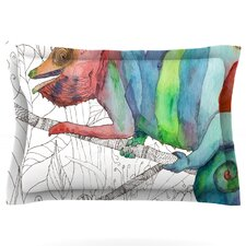 Chameleon Fail by Catherine Holcombe Woven Pillow Sham
