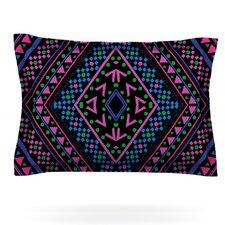 Neon Pattern by Nika Martinez Woven Pillow Sham