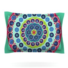 Surkhandarya by Laura Nicholson Woven Pillow Sham