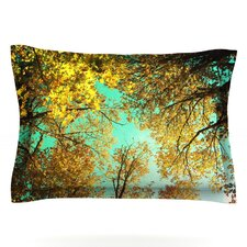 Vantage Point by Sylvia Cook Woven Pillow Sham