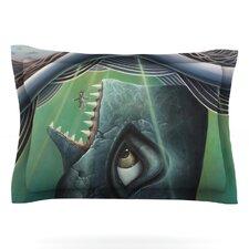 Jonah by Graham Curran Woven Pillow Sham