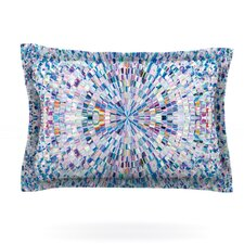 Looking by Kathryn Pledger Woven Pillow Sham