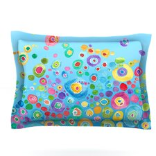 Inner Circle by Catherine Holcombe Woven Pillow Sham