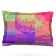 Impermiate Poster by Nina May Woven Pillow Sham