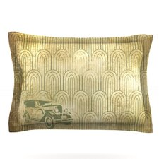 Deco Car Woven Pillow Sham