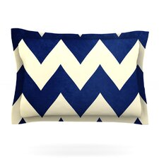 Fleet Week by Catherine McDonald Woven Pillow Sham