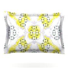 Vernal Season by Miranda Mol Woven Pillow Sham