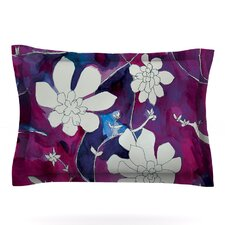Succulent Dance III by Theresa Giolzetti Woven Pillow Sham