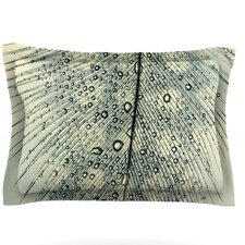 Feather Light by Ingrid Beddoes Woven Pillow Sham