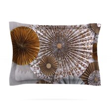 Venice by Heidi Jennings Cotton Pillow Sham