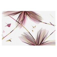 Flower by Alison Coxon Decorative Doormat