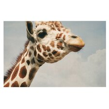 Giraffe by Angie Turner Animal Decorative Doormat