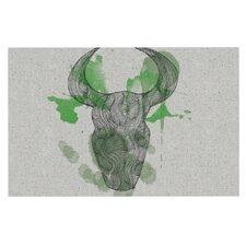 Taurus by Belinda Gillies Decorative Doormat