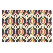 Bohemian iKat by Amanda Lane Decorative Doormat