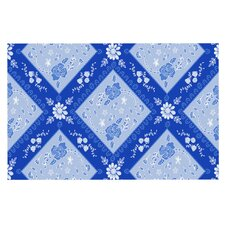 Diamonds by Anneline Sophia Decorative Doormat