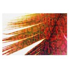 Feather Pop by Alison Coxon Decorative Doormat