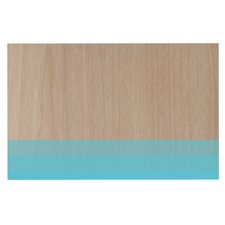 Art by Brittany Guarino Wood Decorative Doormat