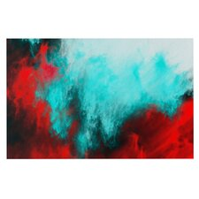 Painted Clouds III by Caleb Troy Decorative Doormat