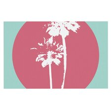 Cali Sunset by Bree Madden Decorative Doormat