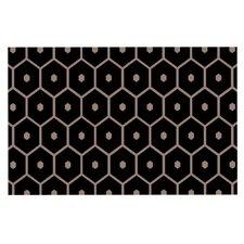 Tiled Mono by Budi Kwan Decorative Doormat